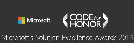 Microsoft  India Code For Honor Excellence Award